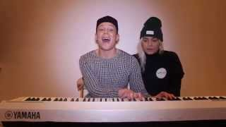 Aidan Martin & Kimmy - Jessie J - Sweet Talker - Cover