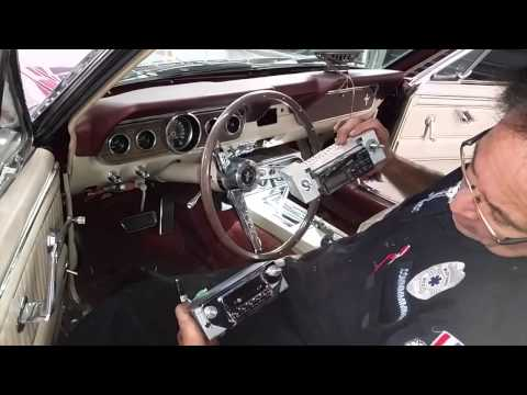 Radio And Dash Speaker Continued - Harvey's 1966 Mustang Convertible Day 76 Part 2
