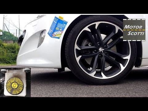 Bleeding The Brakes - Peugeot RCZ
