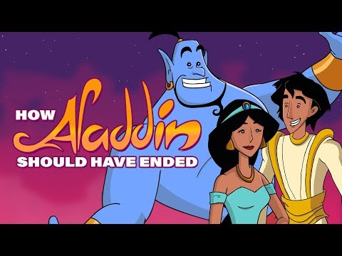 How Aladdin Should Have Ended (1992)