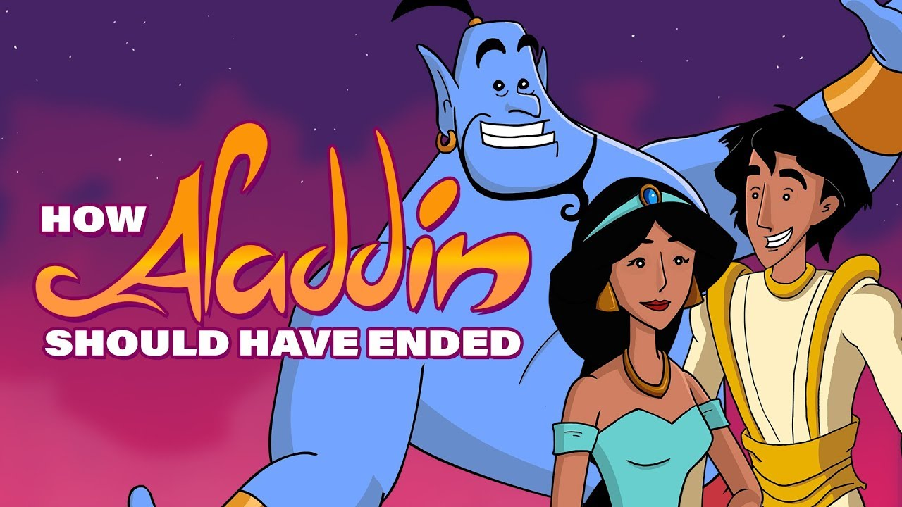 Download How Aladdin Should Have Ended (1992)