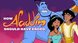 How Aladdin Should Have Ended (1992)