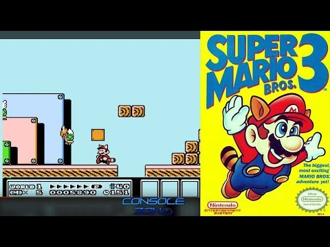 Super Mario Bros. 3 (Денди) - прохождение игры