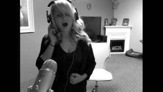 "Ellen, here's my talent :Singing ""Walk Away"" Christina Aguilera (Cover by Stephanie)"