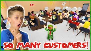 So Many Customers!!!