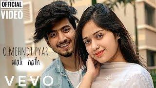 O Mehndi Pyar Wali Hathon Pai Lago Gi | TikTok Famous Song 2019 | Fazu Lover Story