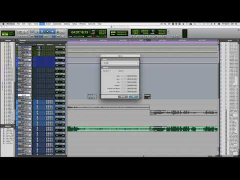 Cueing Foley, Automating Clip Groups in Pro Tools with SoundFlow and Stream Deck