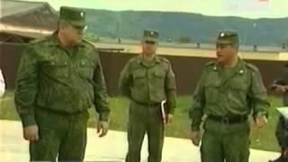 Глава КЧР  и министр внутренних дел по КЧР Казимир Боташев посетили 34-ю омсб