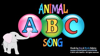 ABC Song & Original Baby/Toddler Animal Sound ABC Song