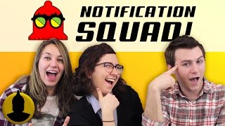 Responding to YOUR Comments!! - Notification Squad (Ep. 1) | ChannelFrederator
