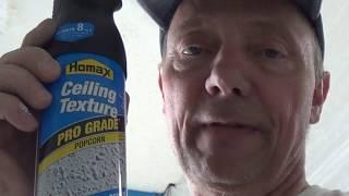 Popcorn plaster repair Water Damage Plaster Repair