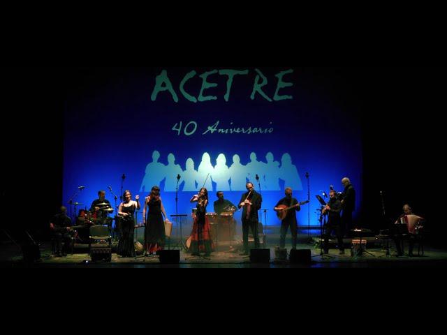 Acetre. Aniversario. Pasacalles + Canto de Bodas + La Torre de Floripes, junto a La Musgaña