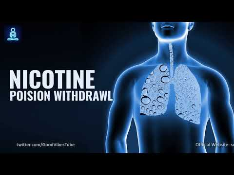 Nicotine Poison Withdrawal Frequency : Binaural Beats to Quit Smoking - Stop Smoking Now!