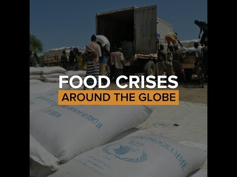 Food aid 2018: the never-ending crisis