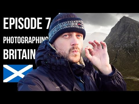 How the WEATHER influences Landscape Photography - Glen Coe [MY BEST PHOTO]