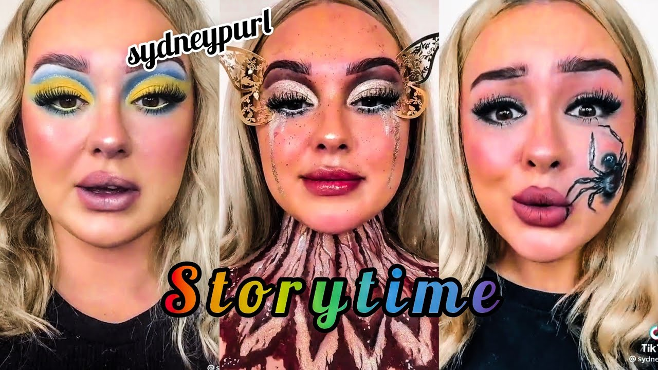 COMPLETE MAKE UP STORY TIME TIKTOK COMPILATION | atv