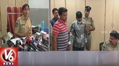 Tirumalgiri Road Accident | Police Arrests Tipper Driver Varavaiah | Hyderabad | V6 News