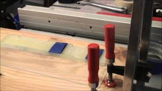Zero Clearance Insert For Contractor Grade Table Saws Part 1