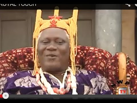 Royal Touch-  Nigeria Nollywood Movie