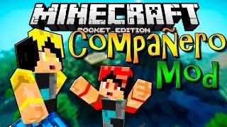 COMPAÑERO MOD PARA MINECRAFT PE 0.14.0 | Mods Para Minecraft PE 0.14.0