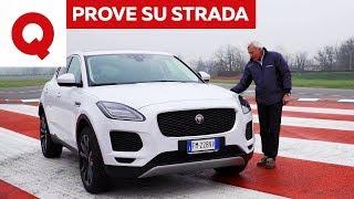 Jaguar E-Pace: la prova completa di Paolo Massai | Quattroruote