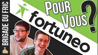 Fortuneo avis - Banque en ligne