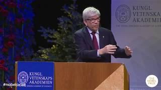 Paul M. Romer: Lecture in Economic Sciences 2018