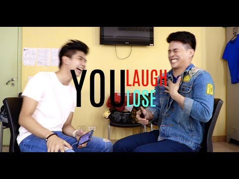 You Laugh You Lose Challenge with #Franco