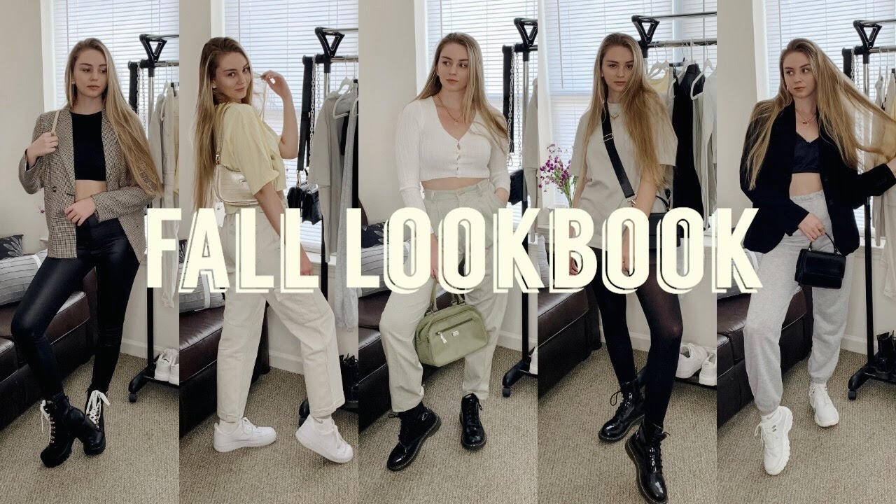 [VIDEO] - Fall Lookbook | Outfits of the Week 1