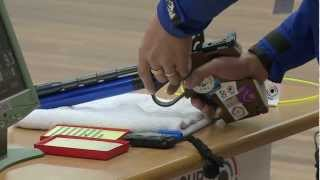 Finals 10m Air Pistol Men - ISSF Rifle&Pistol World Cup 2013, Changwon (KOR)