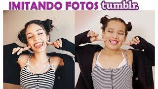 IMITANDO FOTOS TUMBLR! - JULIANA BALTAR thumbnail