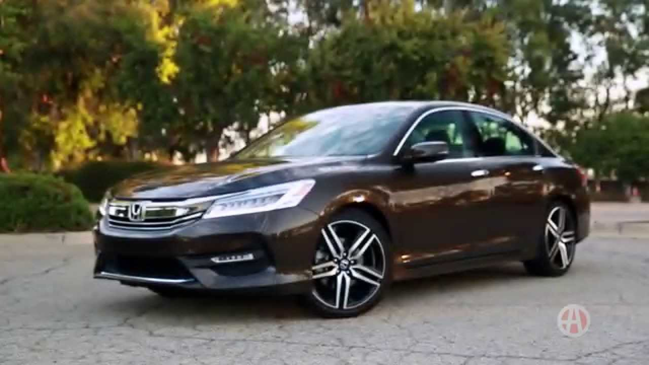 2016 Honda Accord | 5 Reasons to Buy | Autotrader - YouTube