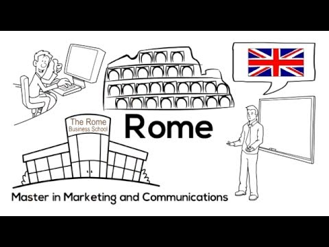 Rome Business School – Master in Marketing and Communications