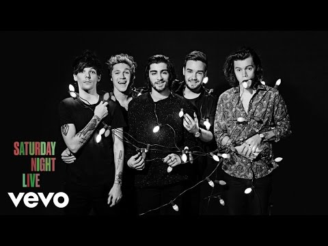 One Direction - Night Changes (Live on SNL)