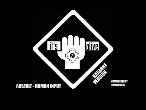 Anstalt - HUMAN INPUT - 2012 (Off version)