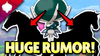 CALYREX and its HUGE SECRET! New Rumor for Pokemon Crown Tundra