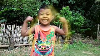 Video Lucu editan anak Sumba Barat Daya