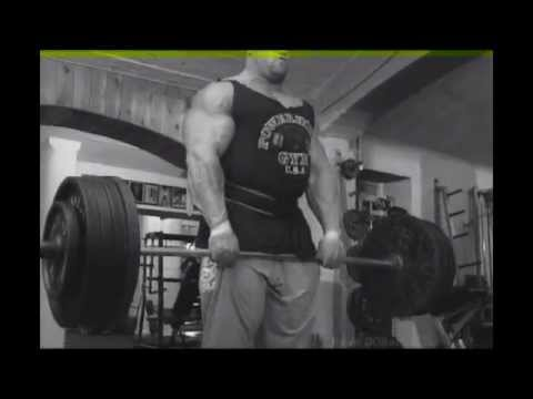 Dorian Yates - BACK AND REAR DELTS - Blood & Guts
