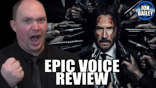 JOHN WICK CHAPTER 2 – Movie Review