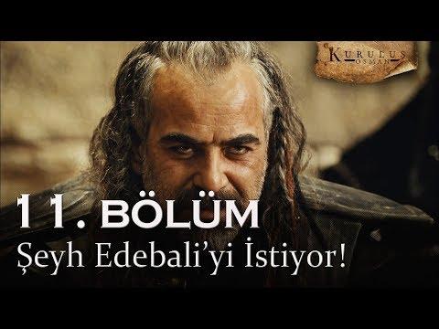 Balgay, Edebali'yi istiyor - Kuruluş Osman 11. Bölüm