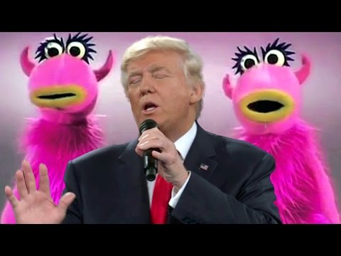 DONALD TRUMP : The Muppet Show Mashup
