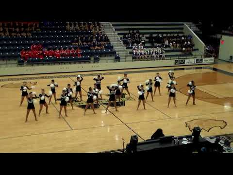 Bauxite High School POM;  4A State Dance Champs 11/11/2017