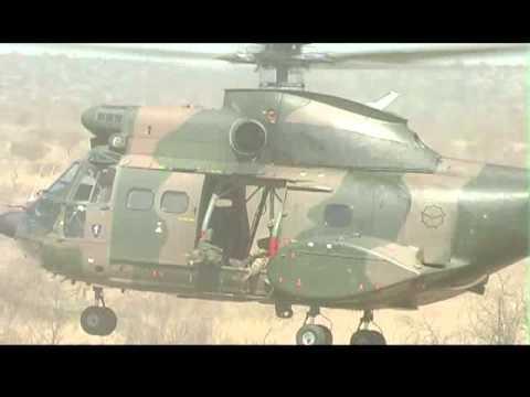 Airforce Base Makhado Air Demo.mp4