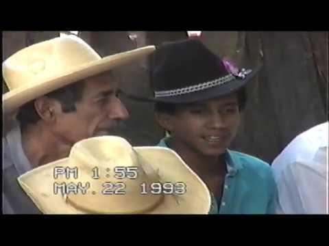 SANTA BARBARA  GUERRERO 1993  SU BODA DE ARTURO SALDANA Y LUPITA ADAME