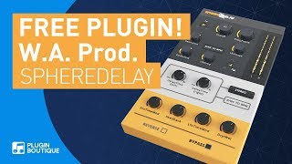 free plugin spheredelay by wa production