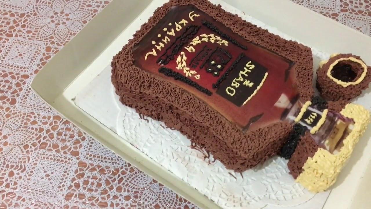 торт для мужчины кремовый фото школах