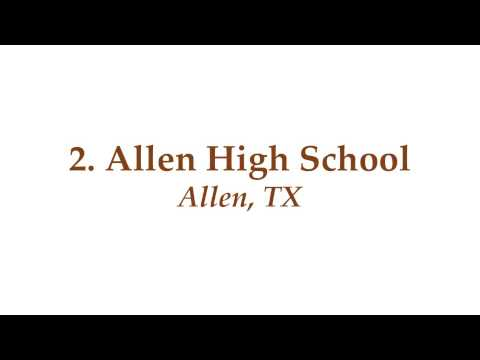 Top 5 High School Football Programs