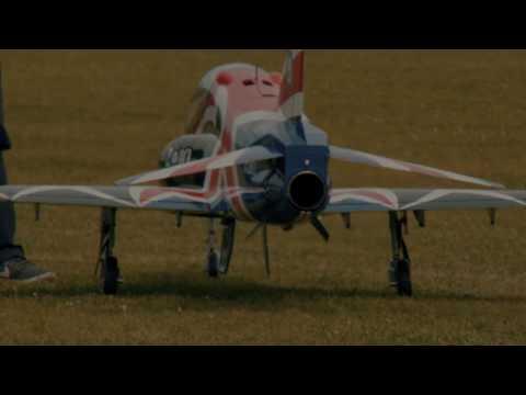 Composite Arf Hawk RC Turbine Jet - 4K HDR - PakVim net HD
