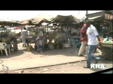 Leben im Senegal