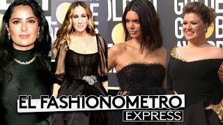 Fashionómetro | Los mejor y peor vestidos de los Globos de Oro